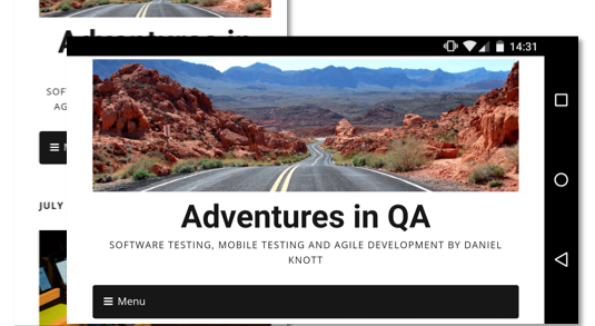 Rotation Tour in Mobile Testing - Adventures in QA
