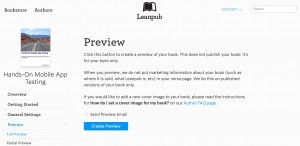 Preview Leanpub - Adventures in QA - Mobile App Testing