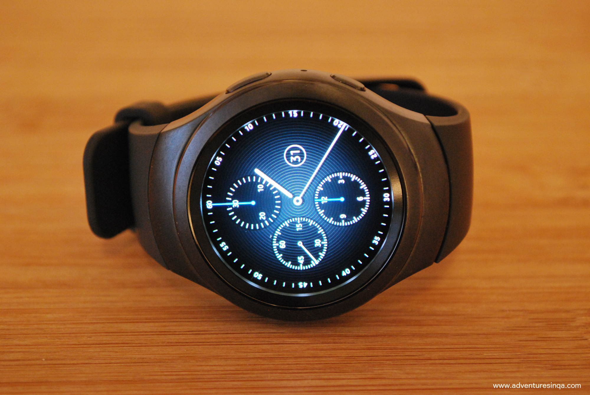 Smartwatch App Testing - Tizen OS | Adventures in QA
