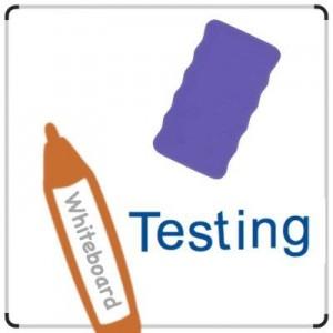Whiteboard Testing