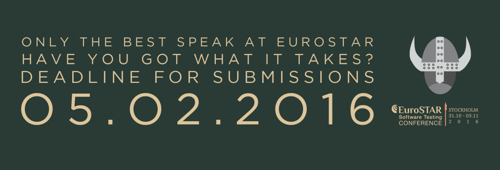 EuroStar Conference Call For Paper