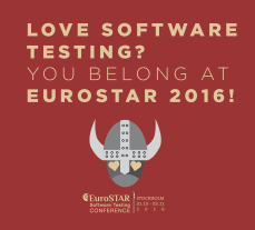 EuroStar Conference - Adventures in QA