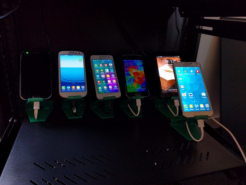 Day 2 - Building a device farm - Adventures in QA