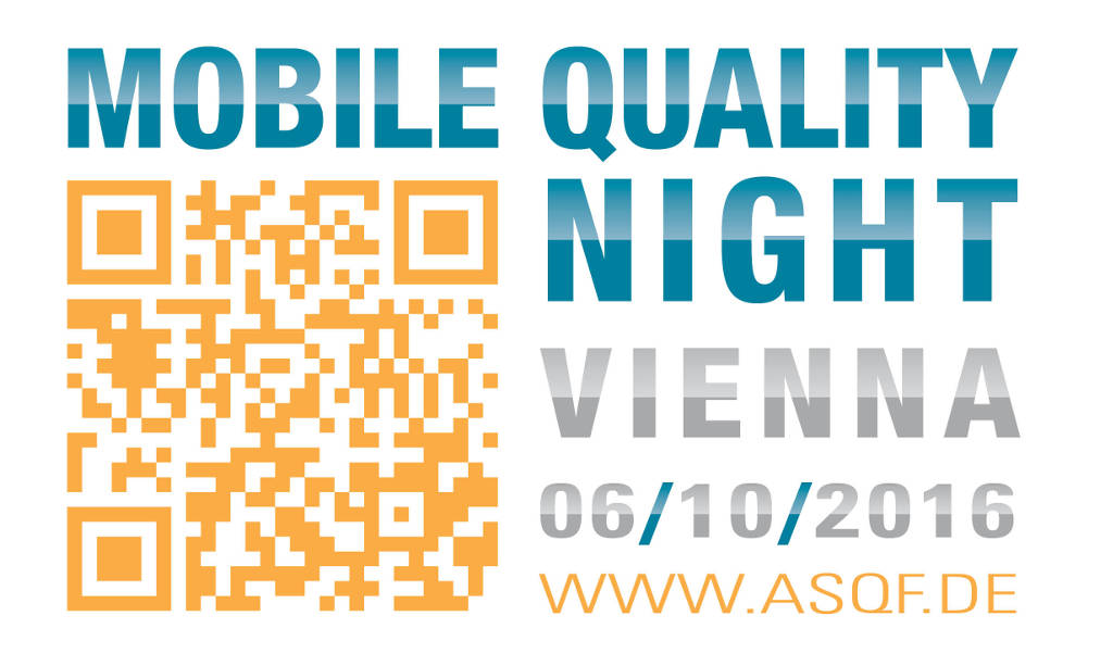 Mobile Quality Night Vienna 2016
