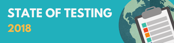 State of Testing Survey - Supported by Adventures in QA