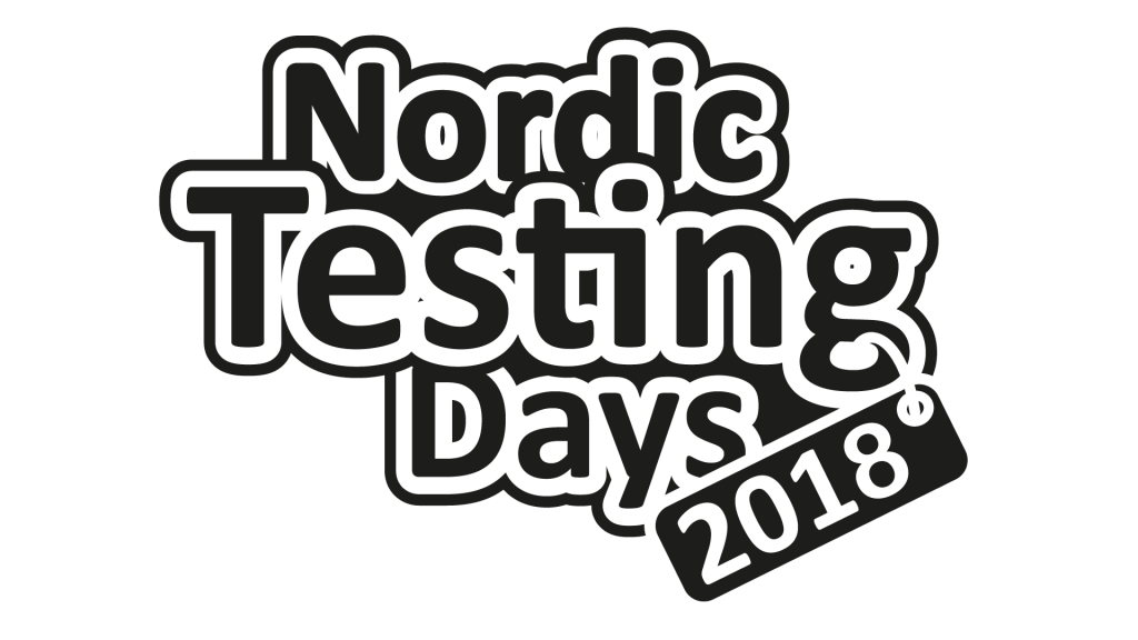 Nordic Testing Days 2018 - Adventures in QA