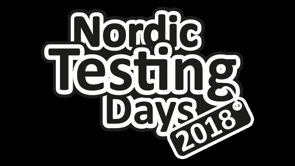 Nordic Testing Days 2018 - Adventures in QA