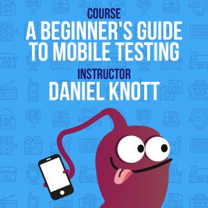 Ministry of Testing Dojo Courses - Daniel Knott