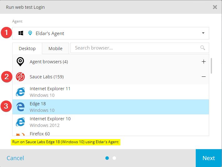 TestProject Select Agent - Adventures in QA